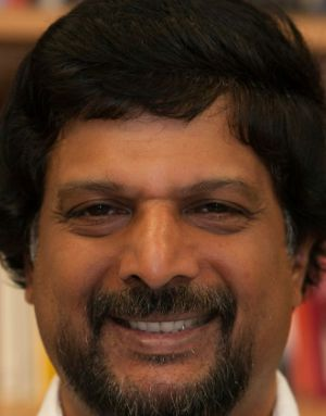 Photo of Suresh Canagarajah