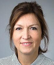 Photo of Associate Professor Maria Rönnlund.