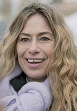 Portrett av Monica Melby-Lervåg
