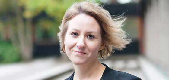Camilla Magnusson. Foto.