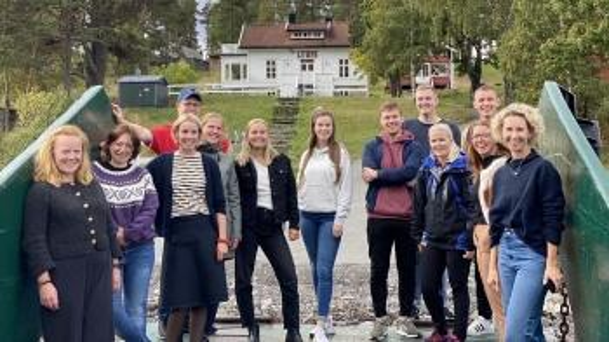 Studenter Utøya