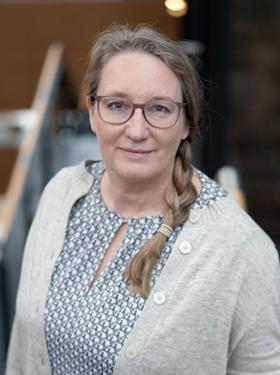 Portrett av Kristinn Hegna