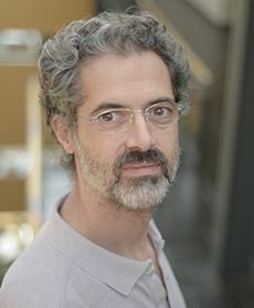 portrait photo of research leader