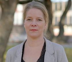 portrett av spesialpedagogen. foto