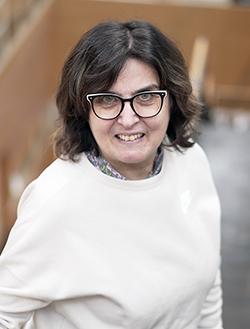 portrettfoto av prosjeklederen