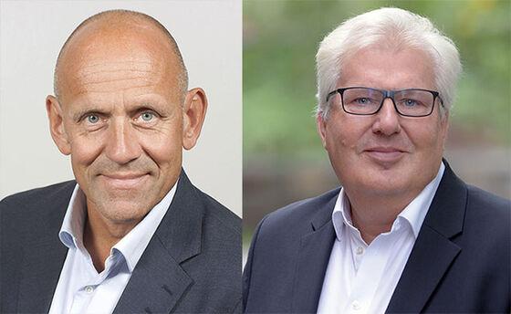 Morten Dæhlen og Sten Ludvigsen