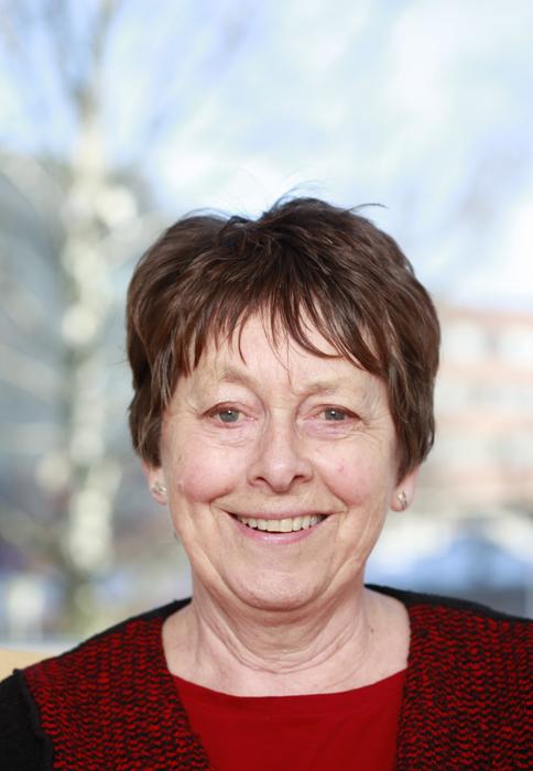 Frøydis Hertzberg. Foto.