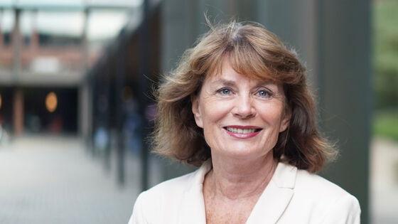 Rita Hvistendahl. Foto.